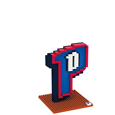 Detroit Pistons 3D Brxlz - Logo: Sports & Outdoors