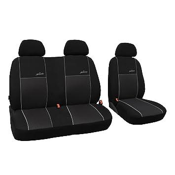 GSC Sitzbez/üge Universal Schonbez/üge 1+1 kompatibel mit VW Crafter I