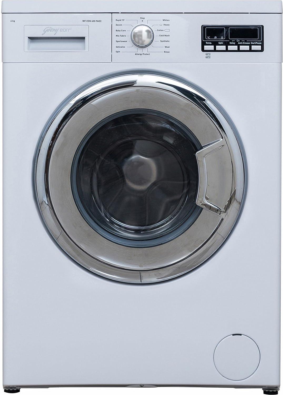 Godrej 6 Kg Fully Automatic Front Loading Washing Machine Wf Eon Wiring Diagram 600 Paec White Home Kitchen