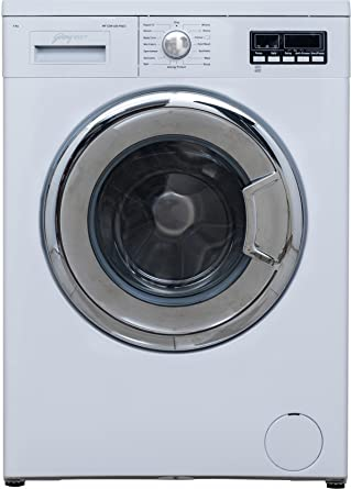Godrej 6 kg Fully Automatic Front Loading Washing Machine  WF Eon 600 PAEC, White  Washing Machines   Dryers