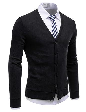 Amazon Com Nearkin City Casual Mens Knitwear Casual Shawl Collar