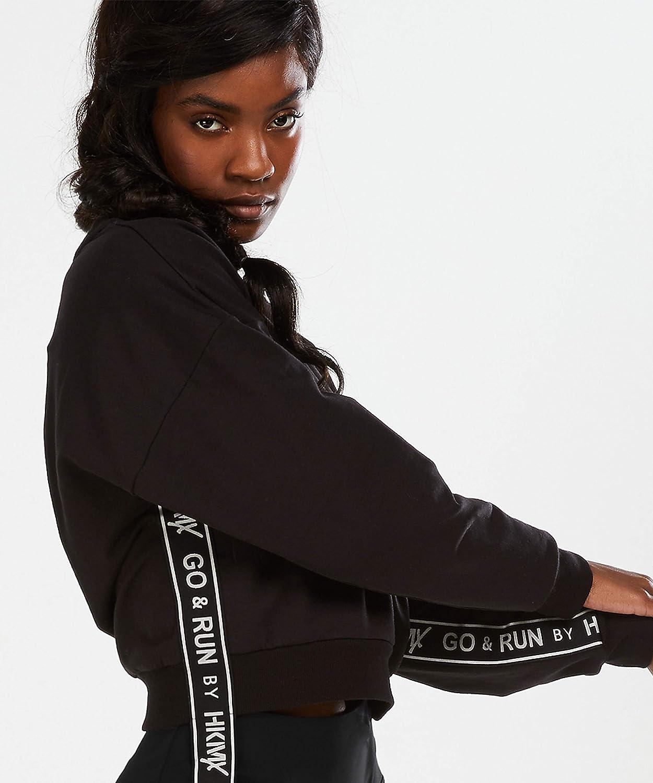 HUNKEM/ÖLLER Damen HKMX Cropped Sweater