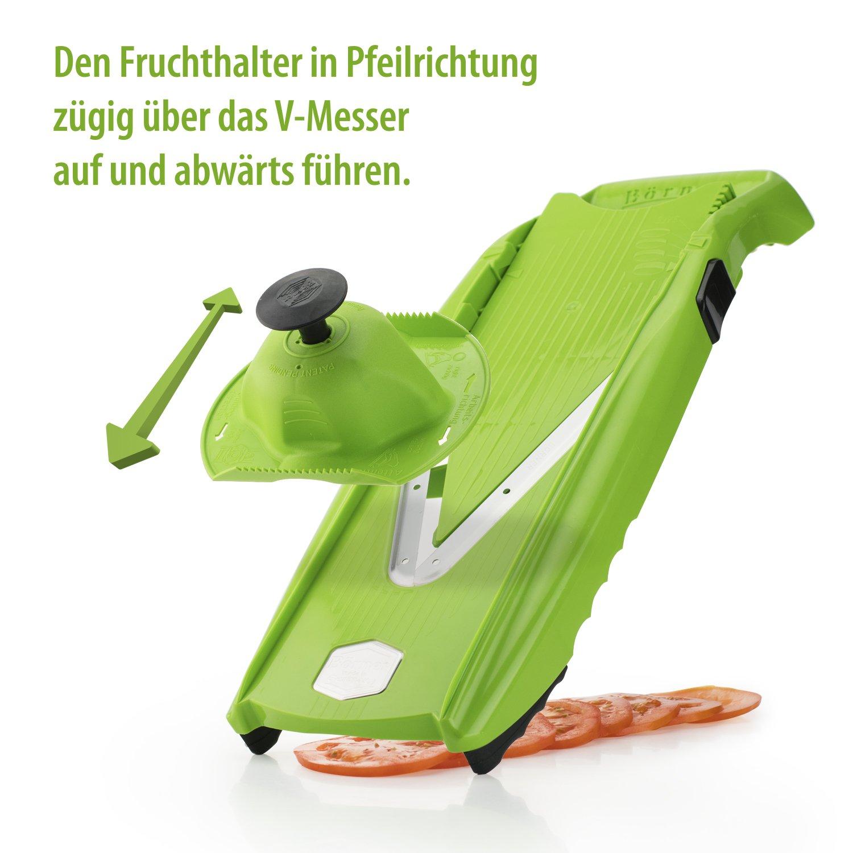 verde Plus Set B/örner V5 PowerLine Affettaverdure