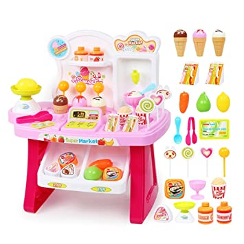Sodial Rose 1 Ensemble De Multi Fonctions Enfants Simulation Mini