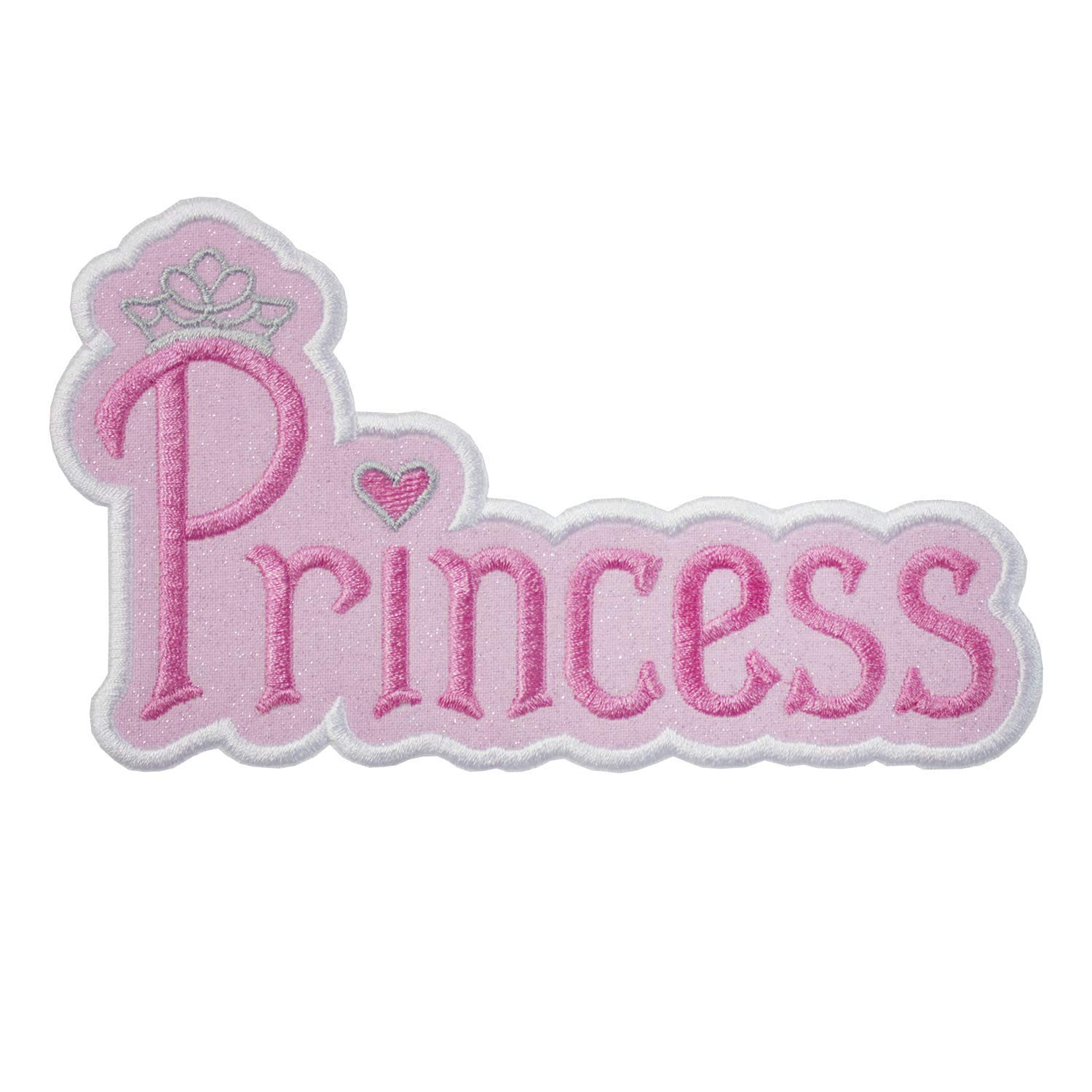 Princess Patch - Iron on patch