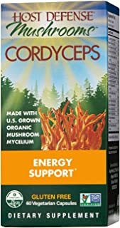 product image for Host Defense, Cordyceps Energy Support, 60 Count
