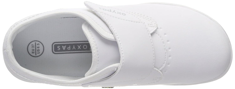 3.5 UK 36 EU Fux Antistatic Nursing Shoe White Oxypas Medilogic Emily Slip-resistant