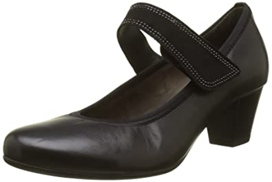 Gabor Shoes Damen Basic Pumps Schwarz (Schwarz) 35 EU