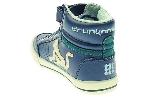 Drunknmunky zapatillas de deporte de la secundaria BOSTON CLÁSICO AZUL 197 28 Blu CUm1pFgdo