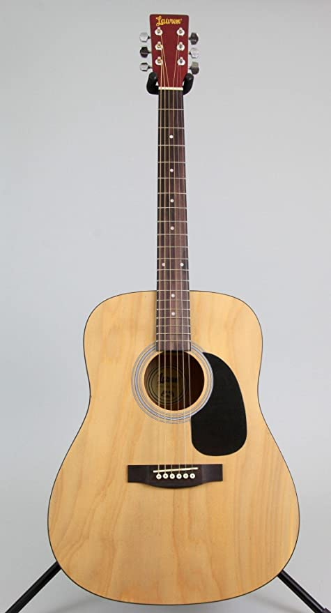 Lauren la125 Dreadnought Guitarra Acústica: Amazon.es ...