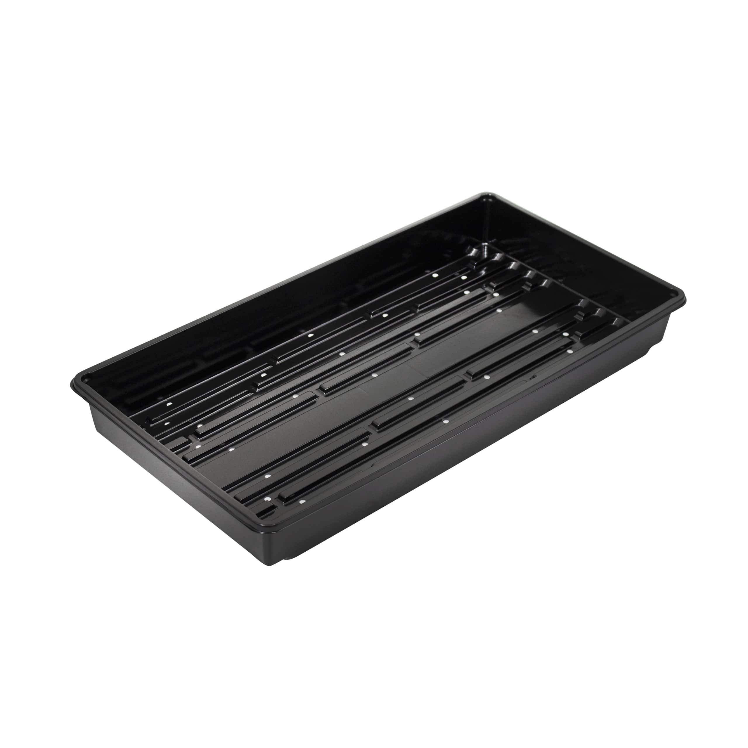 Yield Lab 10 x 20.75 inch Propagation Tray with Holes - 10 Pack by Yield Lab