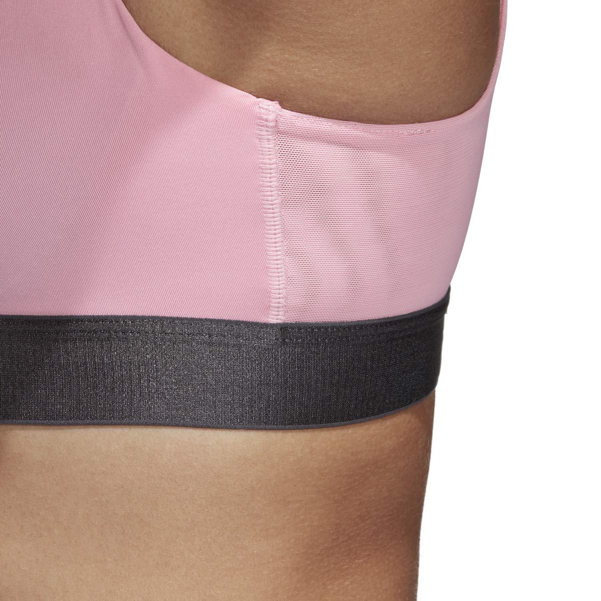 adidas Stronger for IT Soft Bra, True Pink, 30B
