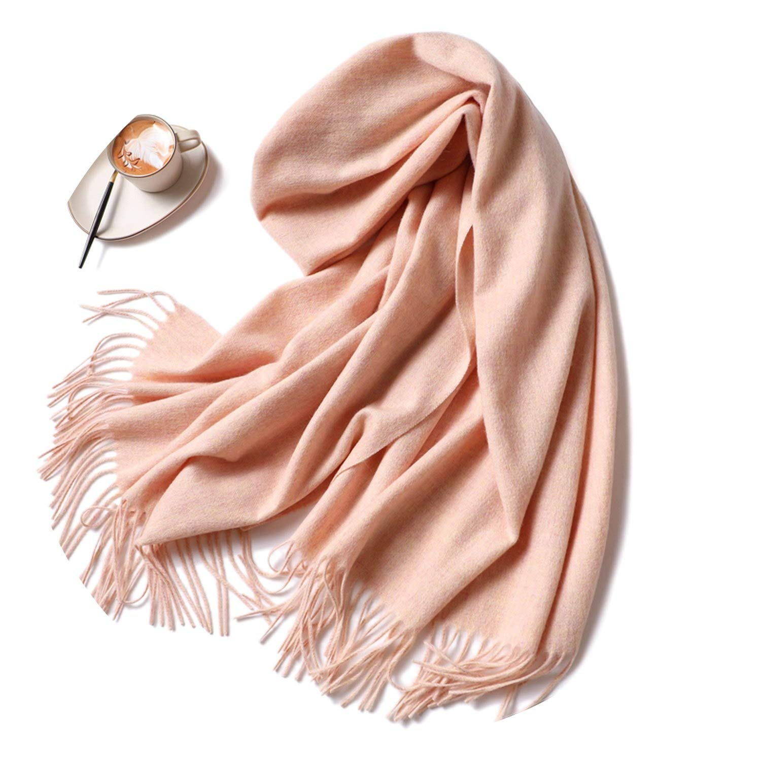 C5 winter women scarf lady shawls and wraps high thick warm neck head pashmina blanket,c6