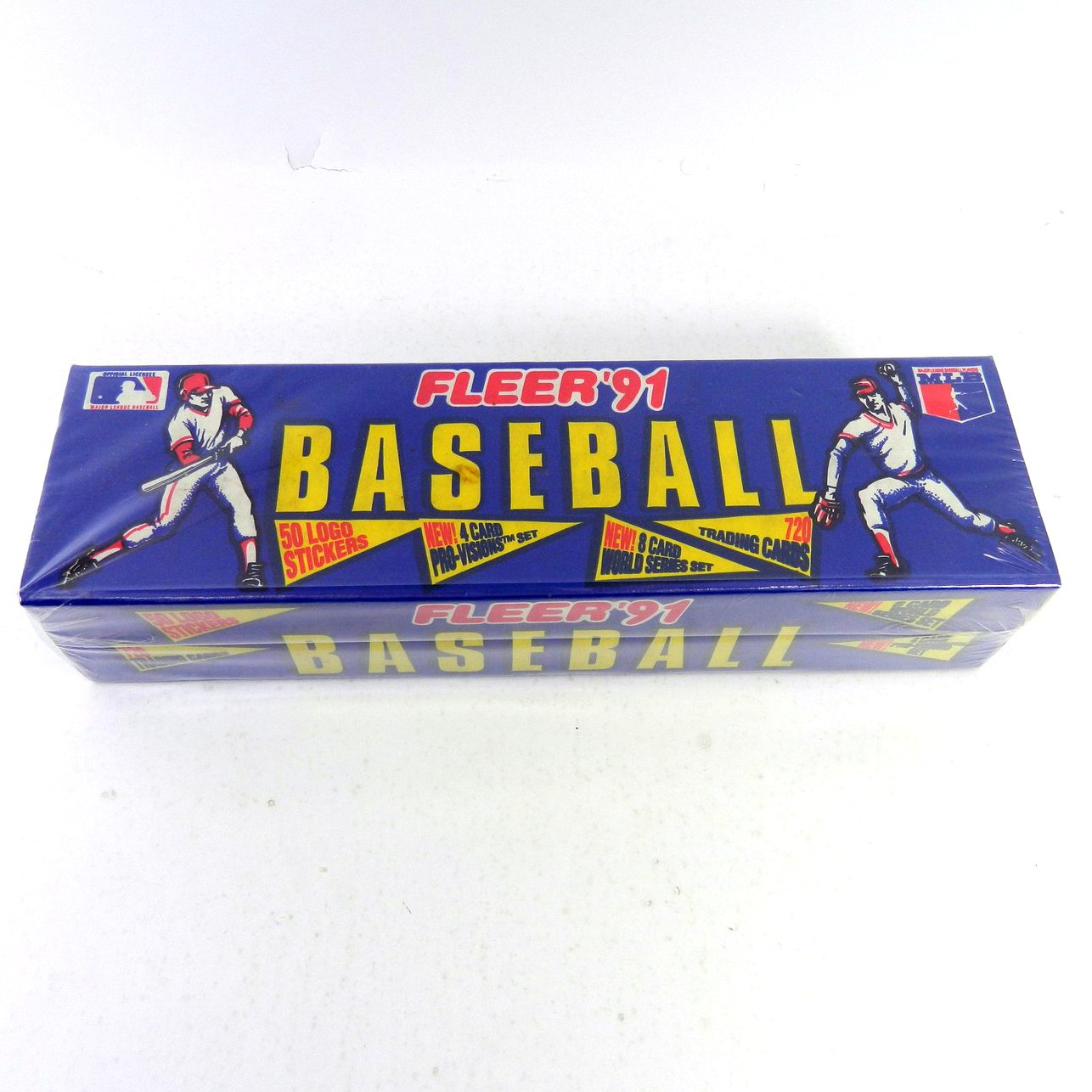 1991 Fleer Baseball Set Factory Sealed