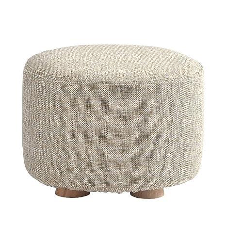 Awe Inspiring Amazon Com Wsnbb Sofa Stool Small Round Stool Multi Alphanode Cool Chair Designs And Ideas Alphanodeonline