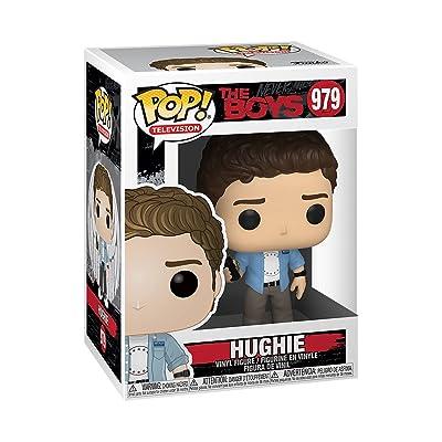 Funko Pop TV The Boys Hughie with PopShield Preorder