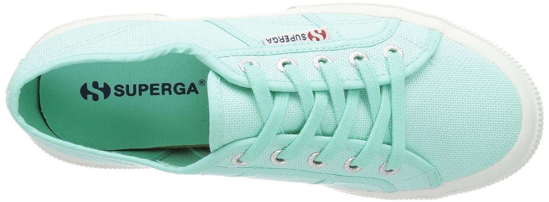 Superga Unisex-Erwachsene Grün 2750 Cotu Classic Low-Top Grün Unisex-Erwachsene (C60 Pastel Grün) 0f3b5d