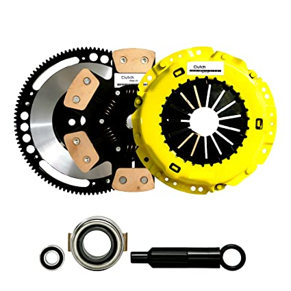 Clutch Kit Complete Racing Heavy Duty Stage 3 + Flywheel AUDI TT VW GOLF JETTA BEETLE