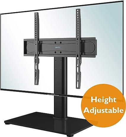 BONTEC Universal Soporte Altura Ajustable para televisión de 26 ...