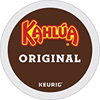 Timothy`s Kahlua Single Serve Keurig Certified Recyclable K-Cup pods for Keurig brewers, 12 Count