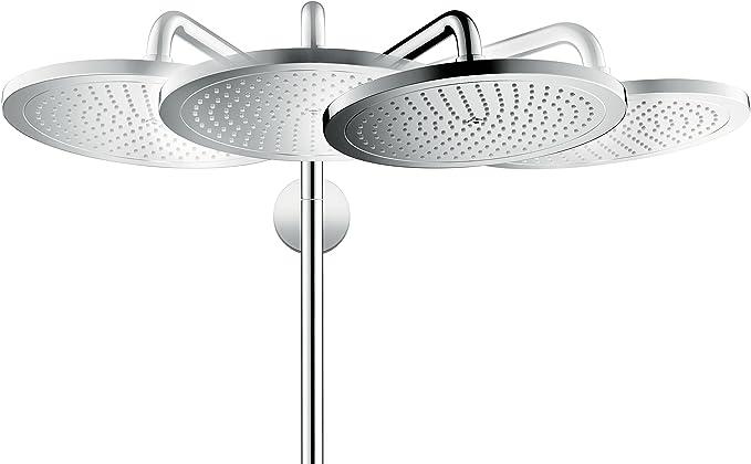 Hansgrohe 26793000 Croma Select S 280 Air columna de ducha para ...