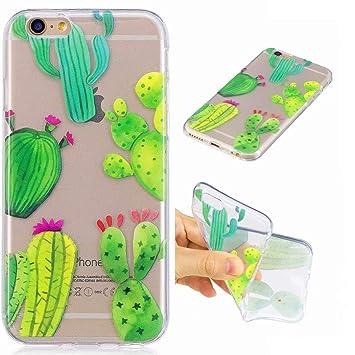coque iphone 6 plus cactus