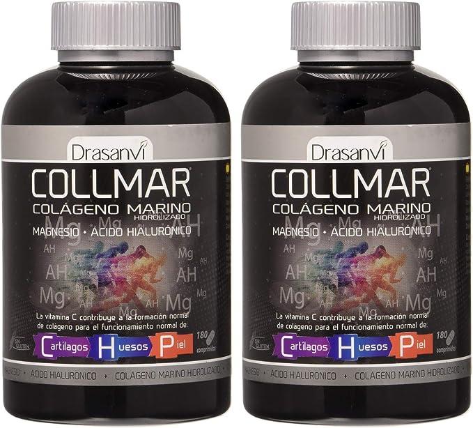 Colágeno marino Drasanvi Colmar hidrolizado con magnesio, ácido ...