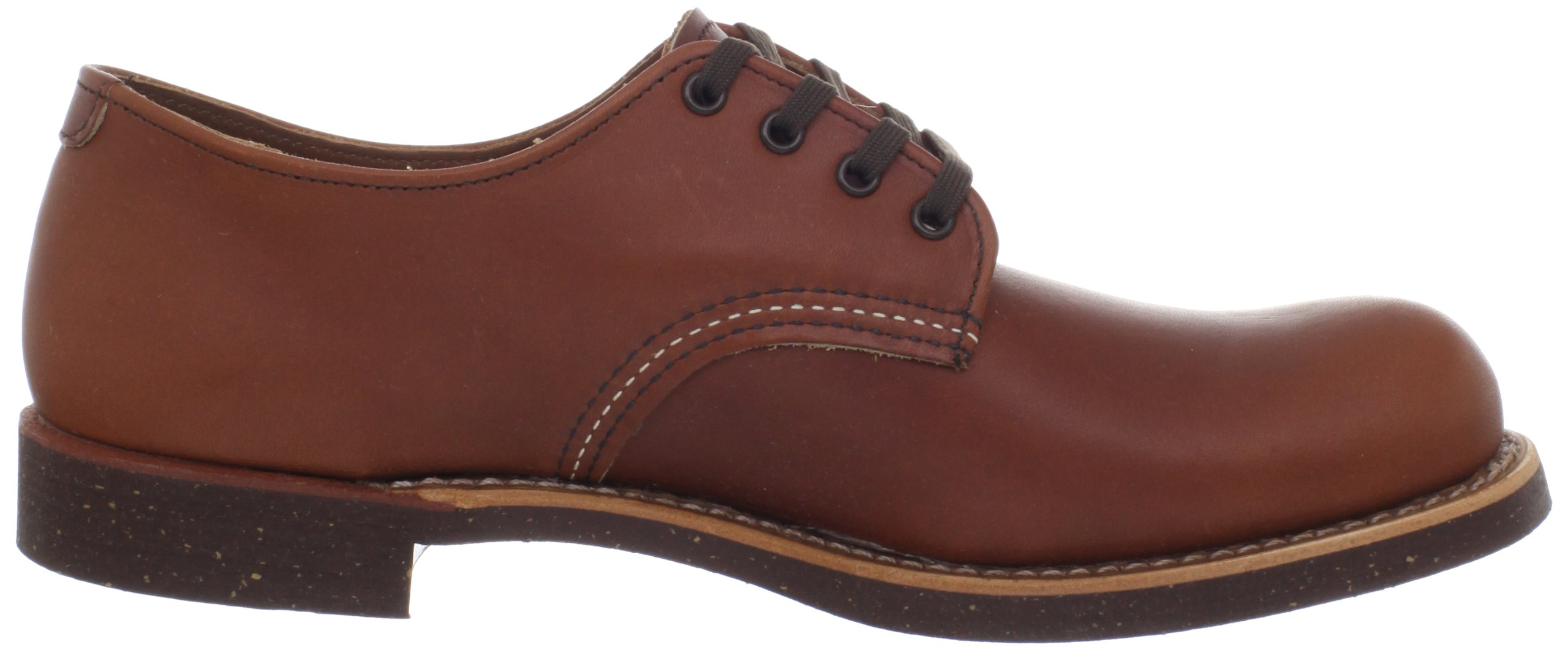 Red Wing Heritage Men's Work Oxford Shoe,Brick,10 D(M) US by Red Wing (Image #6)