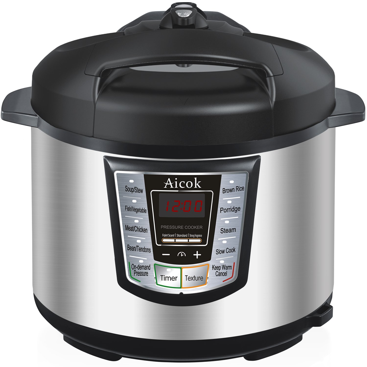 Pressure cooker bed bath beyond - Amazon Com Aicok 7 In 1 Multi Functional Programmable Electric Pressure Cooker 6 Quart 1000w Kitchen Dining