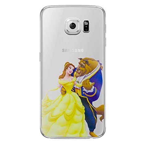 coque samsung galaxy s7 edge princesse