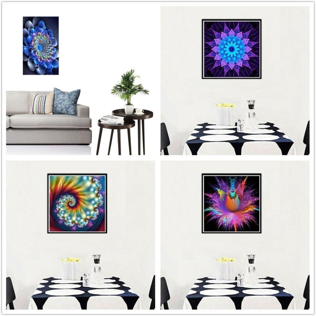 5d Diamante Brillantes eingefügt bordado Pintura Cruz Home Decor de resina decoración de hogar Salón de jaminy, Multicolor: Amazon.es: Bricolaje y herramientas