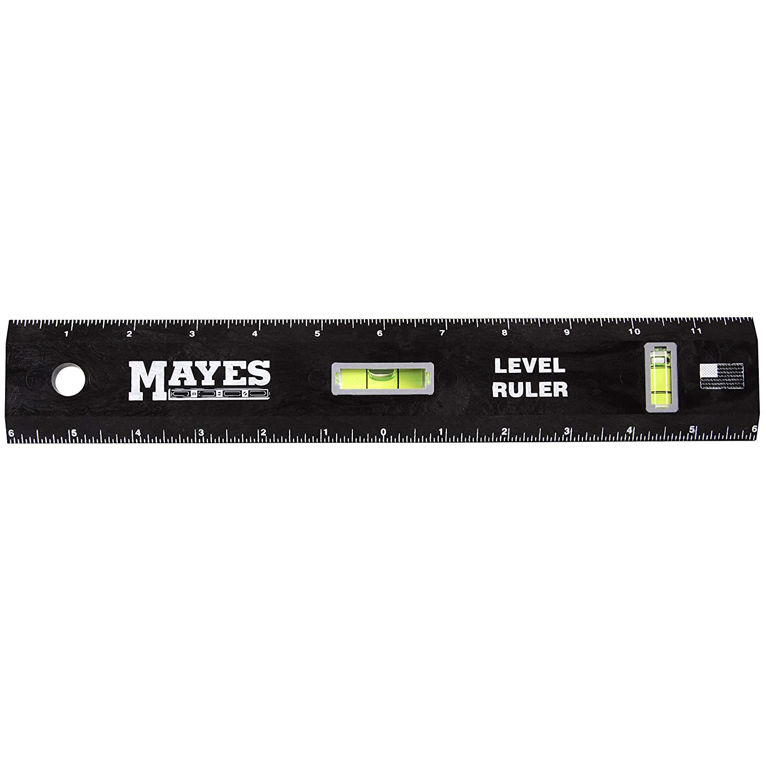 Mayes 10742 12 Poly Level Rule