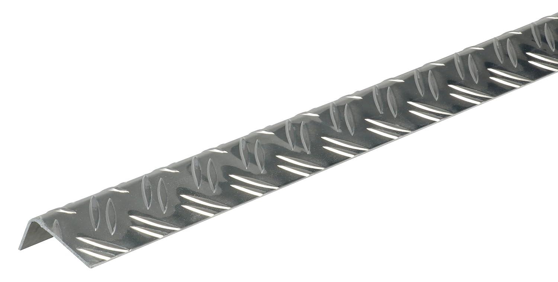 1000 x 65,6 x 35,5 mm GAH-ALBERTS 468927 Corni/ère Aluminium