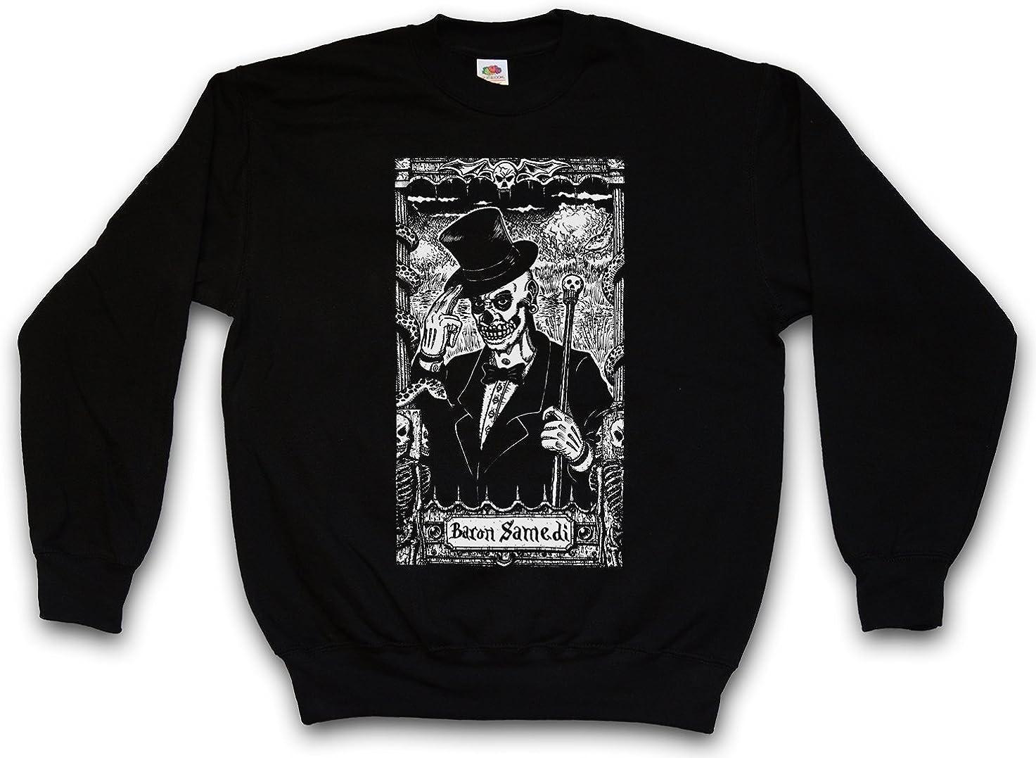 Urban Backwoods Baron Samedi I Sweatshirt Pullover Sweater