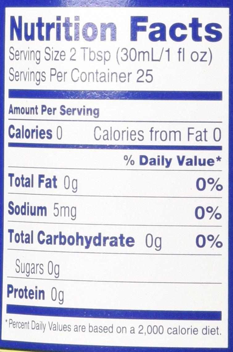 Torani Sugar Free Mango Syrup W Splenda 750 Ml Grocery Sucralose Tate Lyle 100ml