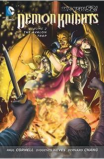 Demon Knights Vol 2 The Avalon Trap New 52