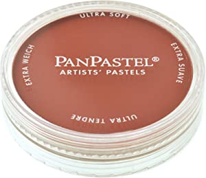 PanPastel 23805 Ultra Soft Artist Pastel, Red Iron Oxide, 380.5