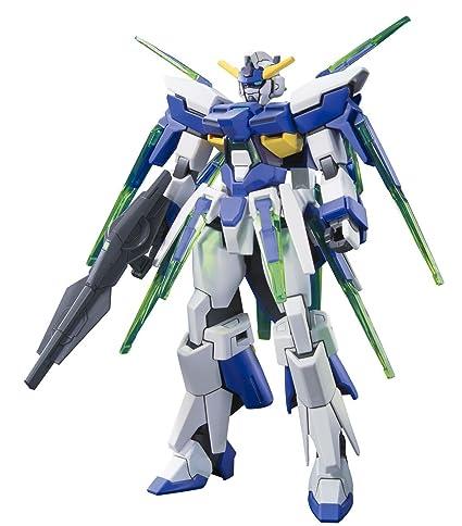 Bandai Hobby #008 G-Exes Gundam Age 1//144 Advanced Grade