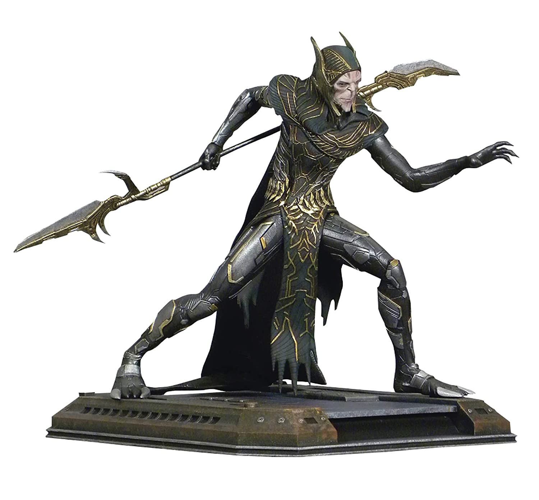 Corvus Glaive PVC Figure DIAMOND SELECT TOYS NOV182282 Select Toys Marvel Gallery Multicolor Avengers Infinity War