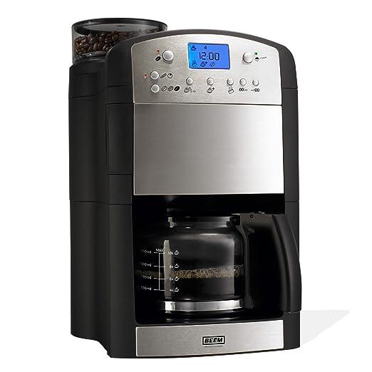 BEEM Germany Fresh-Aroma-Perfect - Cafetera completamente automática, mecanismo molturador cónico
