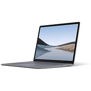 Microsoft Surface Laptop 3, 13,5 Zoll Laptop (Intel Core i5, 8GB RAM, 128GB SSD, Win 10 Home) Platin