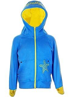 146138ef62 SEESTERN CHEN Kinder Kapuzen Sweat Jacke Kapuzen Pullover Hoody Sweater  92-164