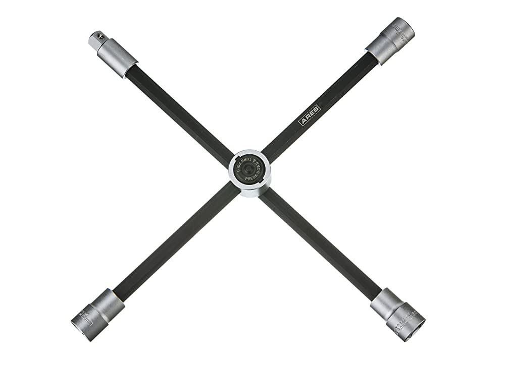 5. ARES 70092 4-Way Sliding Lug Wrench