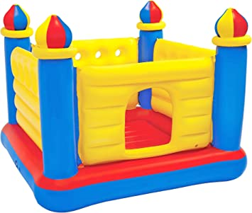Amazon.com: Castillo inflable saltarín Intex Jump o ...