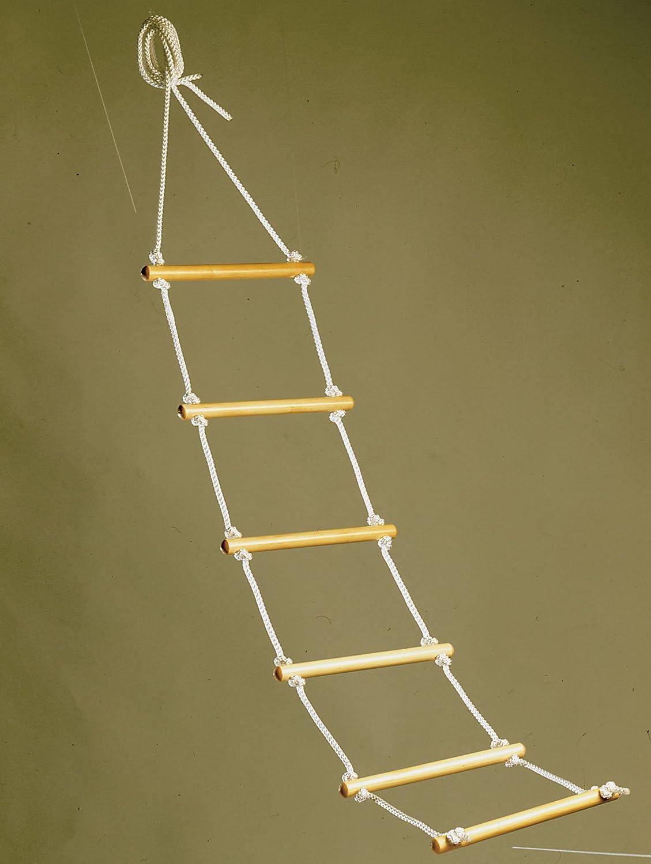 Escalera para la cama, 1,60 cm, 6 cómodos peldaños para enderezarse, 1 unidad: Amazon.es: Salud y cuidado personal