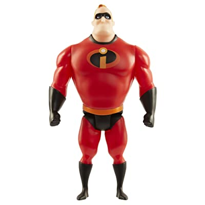 Jakks Pacific Mr Incredible Action Figure: Toys & Games