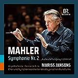 Mahler: Symphonie Nr. 2 - 'Auferstehungssymphonie' [Anja Harteros; Bernarda Fink; Mariss Jansons] [Br Klassik: 900167]