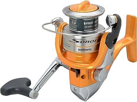 Shimano Sonora 2500 FB Carrete Spinning: Amazon.es: Deportes y ...
