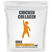 Bulksupplements Hydrolyzed Collagen (Chicken) Powder (1 Kilogram)
