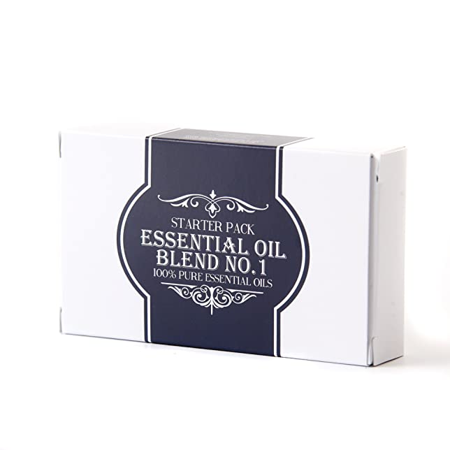 27 opinioni per Mystic Moments Kit Iniziale agli Oli Essenziali- Miscela Di Oli Essenziali- 5 x